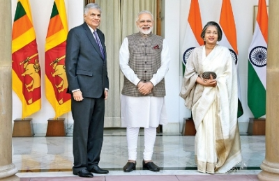 Prime Ministers visit to India 2