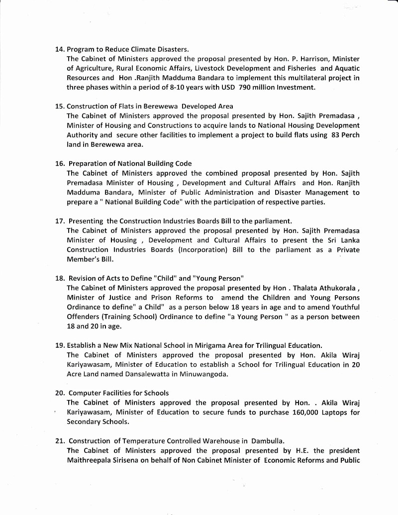 Cabinet Decision on 30.04.2019 English Translation 1 3