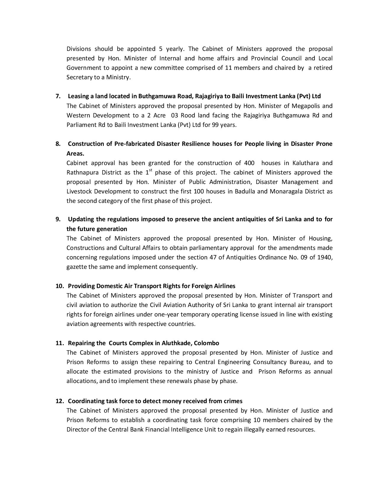 Decisions Taken by Cabinet of Ministers on theE 01.10.2019 page 002