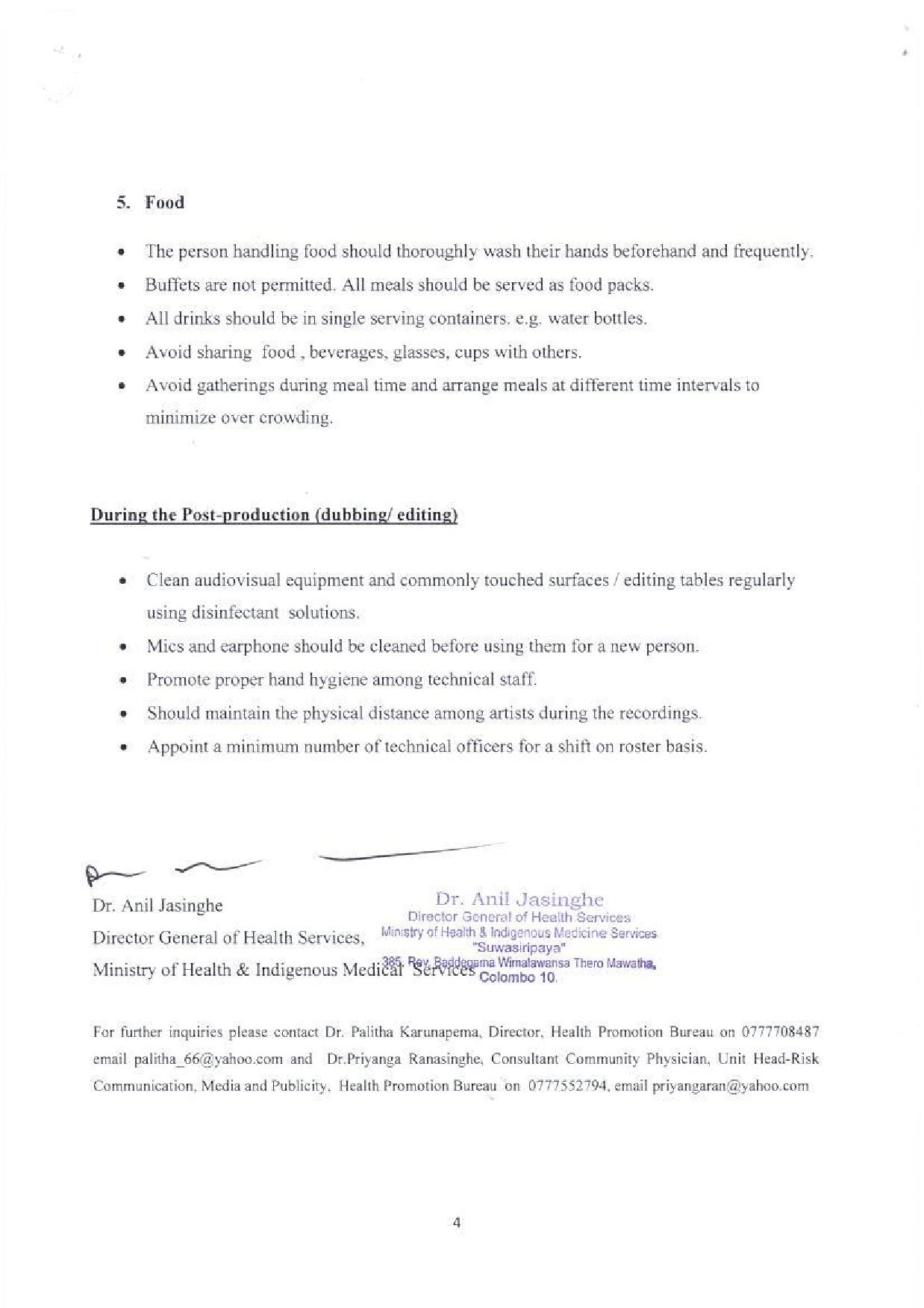 Guideline for Film and Teledrama Industry page 006