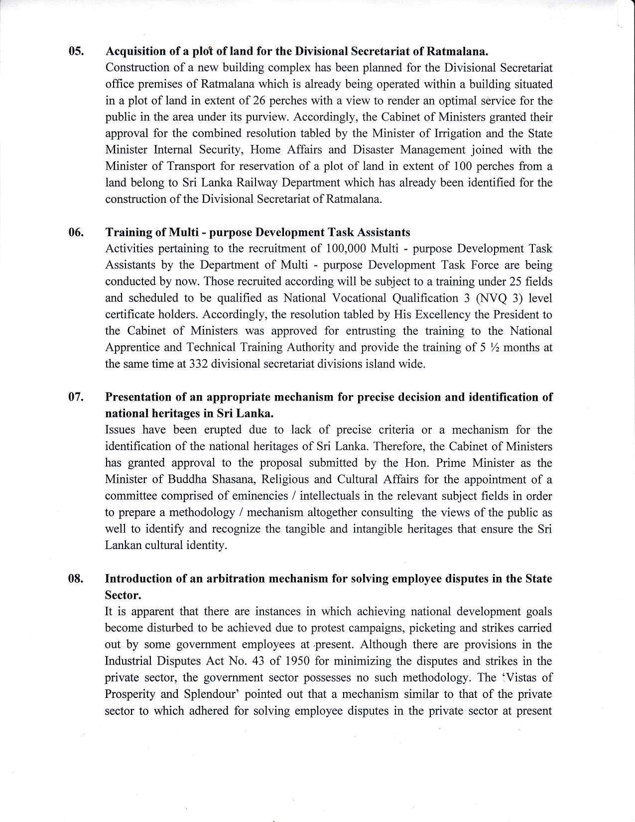 Cabinet Decision on 16.11.2020 English page 003