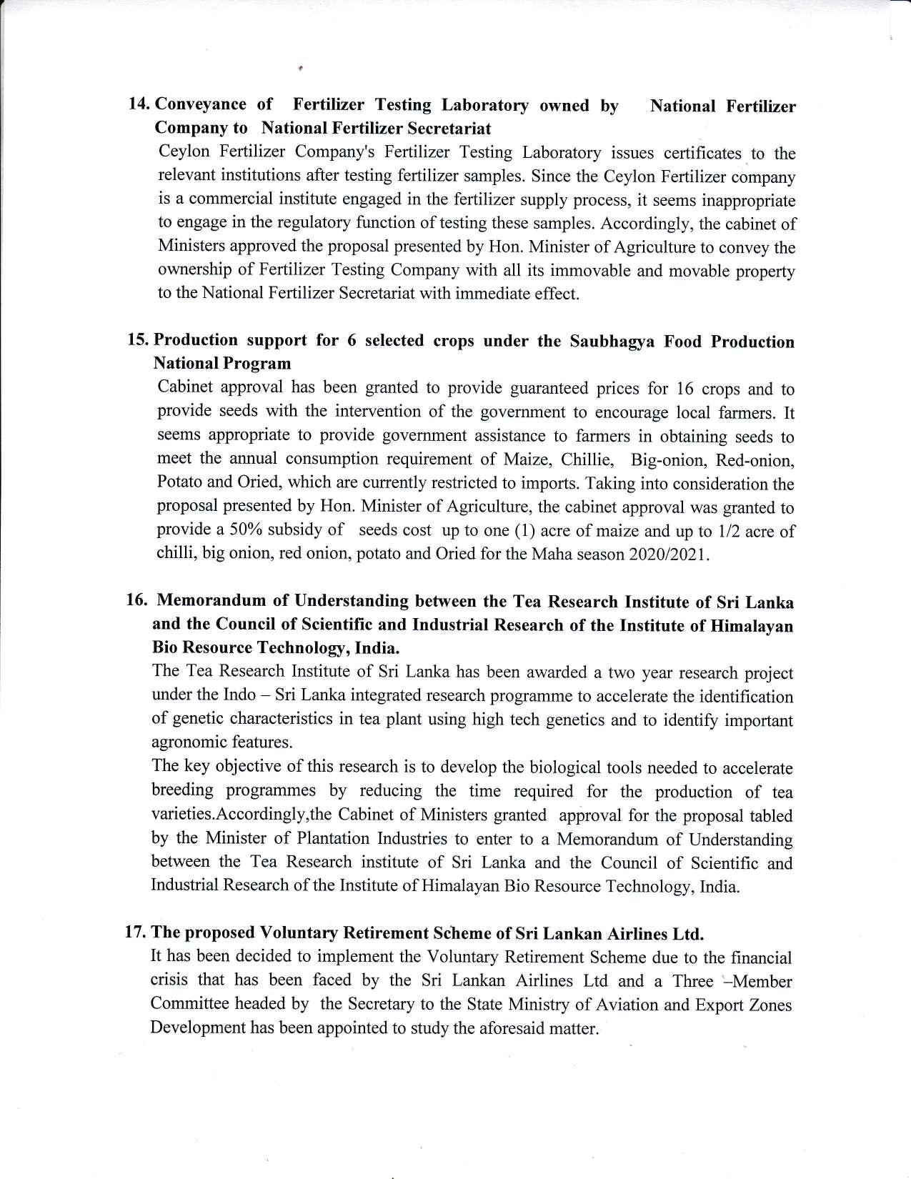 Cabinet Decision on 16.11.2020 English page 006