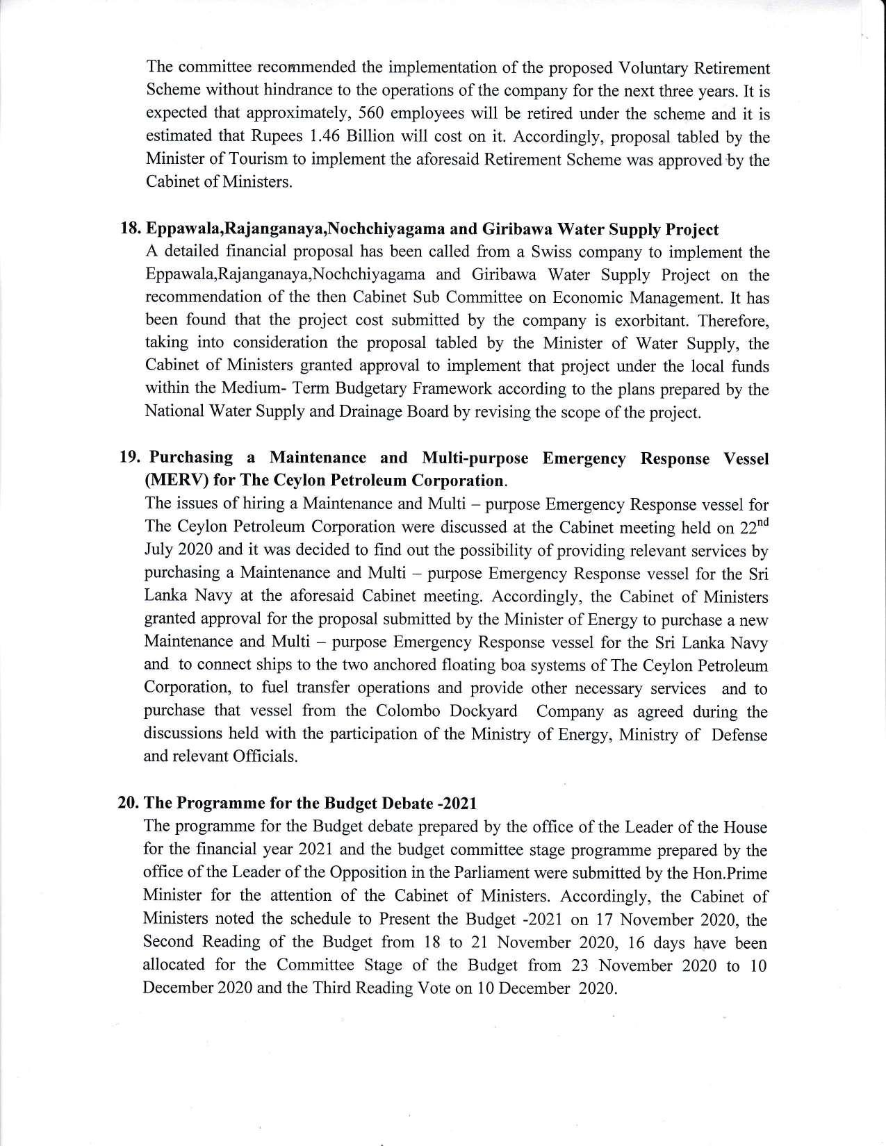 Cabinet Decision on 16.11.2020 English page 007
