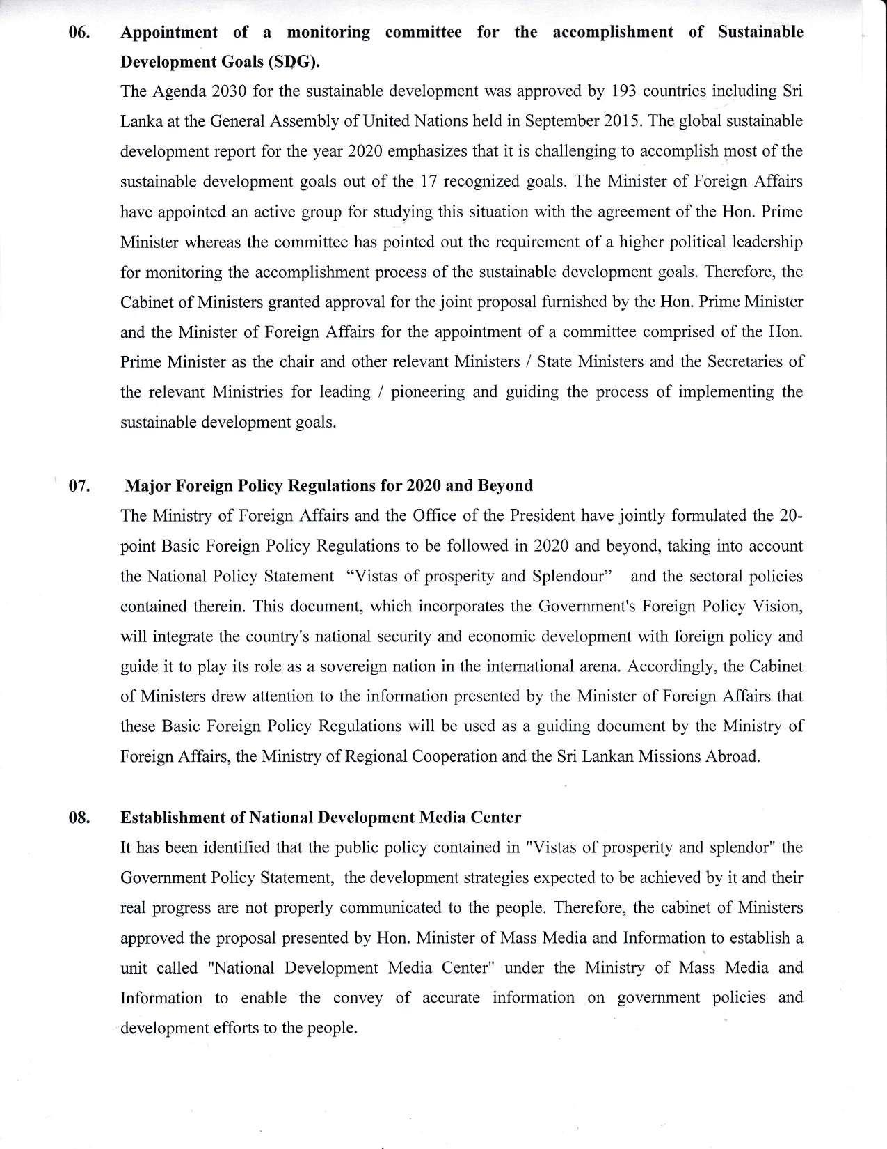 Cabinet Decision on 04.01.2020 English page 003