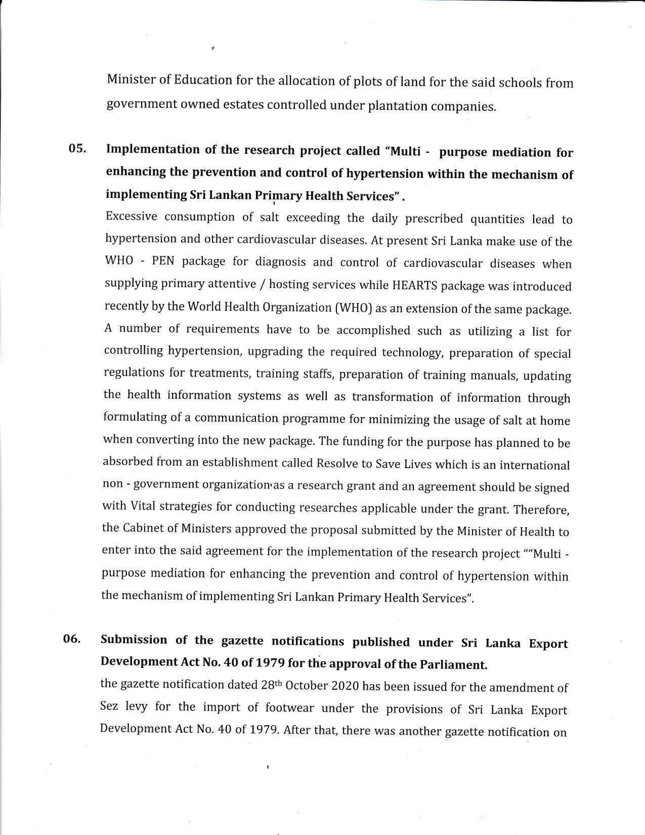 Cabinet Decision on 11.01.2021 English page 003