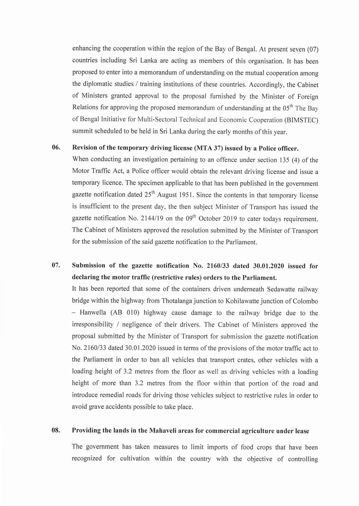 Cabinet Decision on 01.02.2021 English page 003