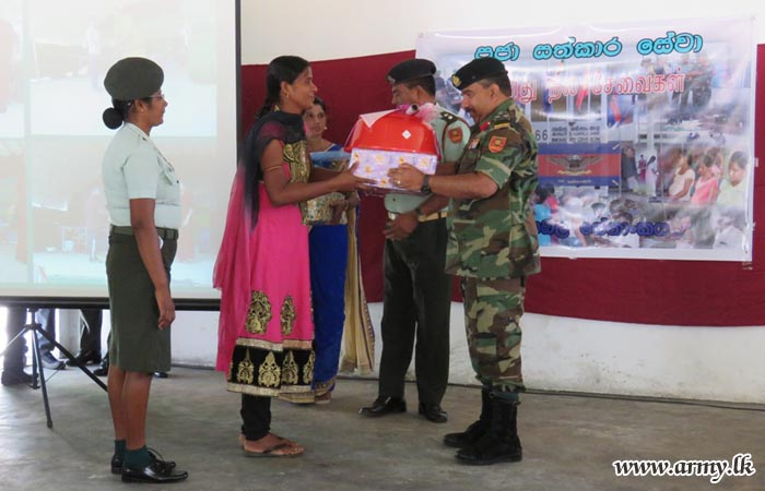 Army provides assistance to Expectant Mothers
