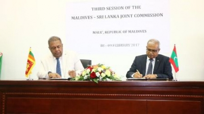 Mangala Samaraweera Minister of Foreign Affairs