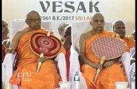 UN Vesak Closing Ceremony in Kandy