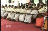 President's speech at the closing ceremony of UN Vesak Celeboration Kandy