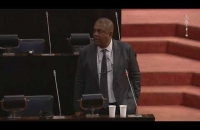 Hon  Mangala Samaraweera's speech in Parliament on 2017 10 31