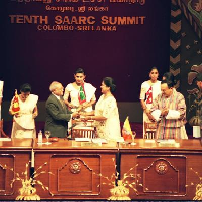 10th SAARC Summit