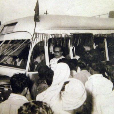 Gampola Lanka Bus Association Convert To Ctb 1968