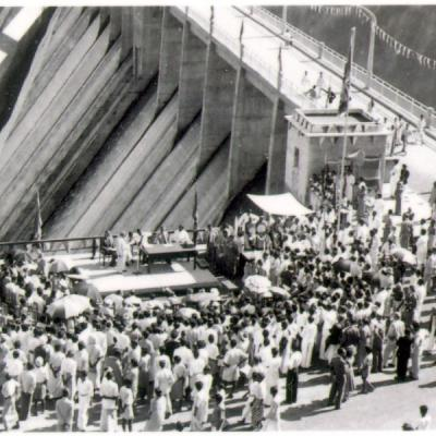Kazelree Power Station Opening 1958 2