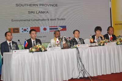 Inter - Island Tourism Forum in Galle