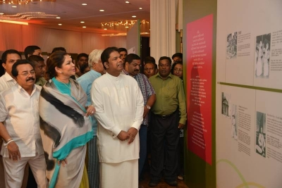 Heta Dakina Ranil'' Photo Exhibition (40th Anniversary - PM Ranil Wickramasinghe)